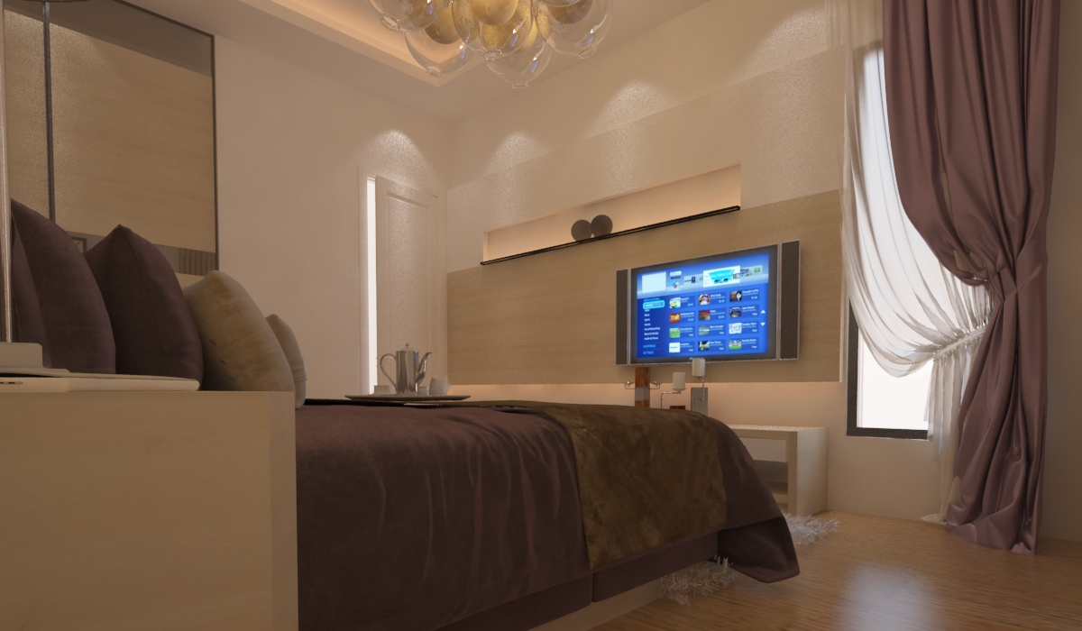 Ruang Tidur Utama 63